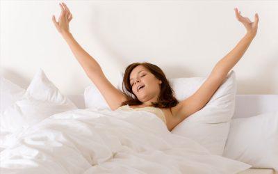 La importancia de un buen descanso